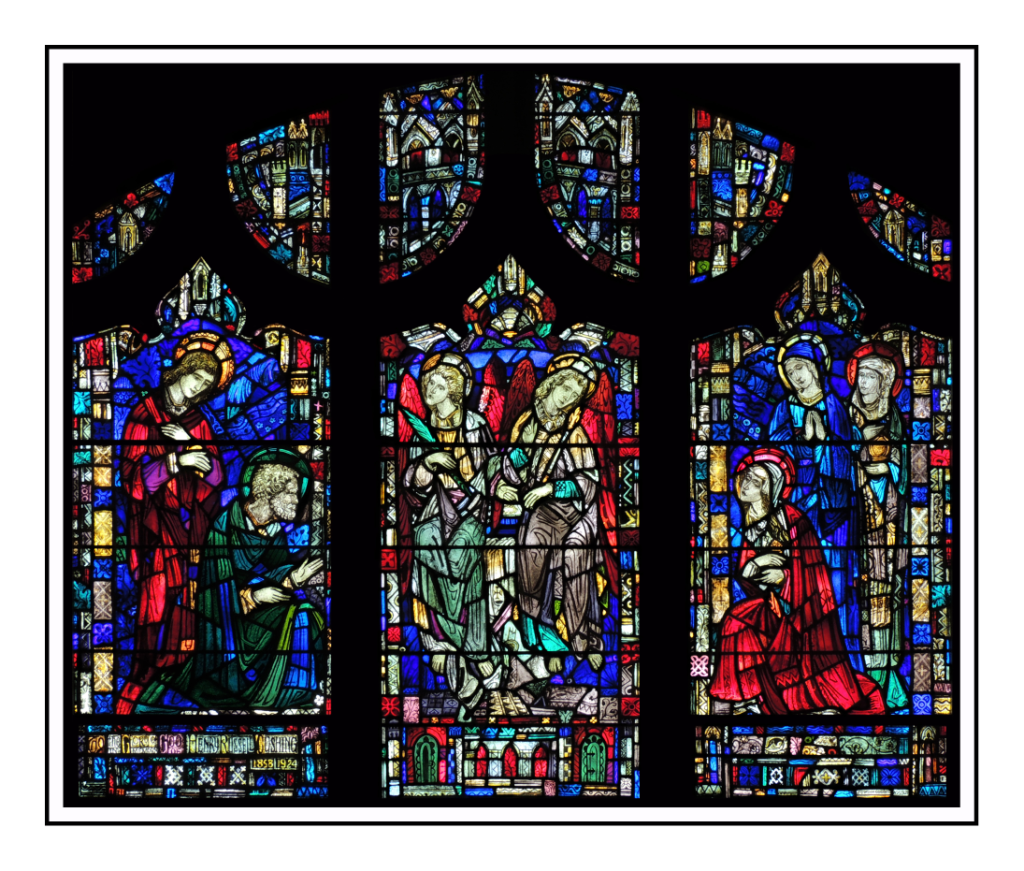 stained-glass-trio